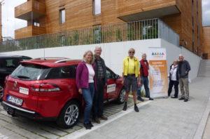 Eröffnung des Standortes Doktorgasse in Buch am Erlbach