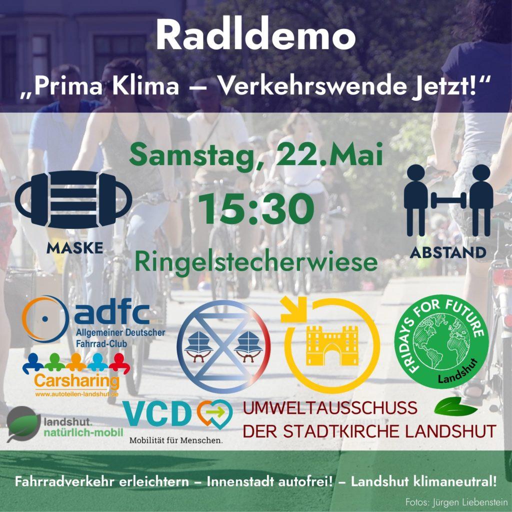 Flyer Radldemo